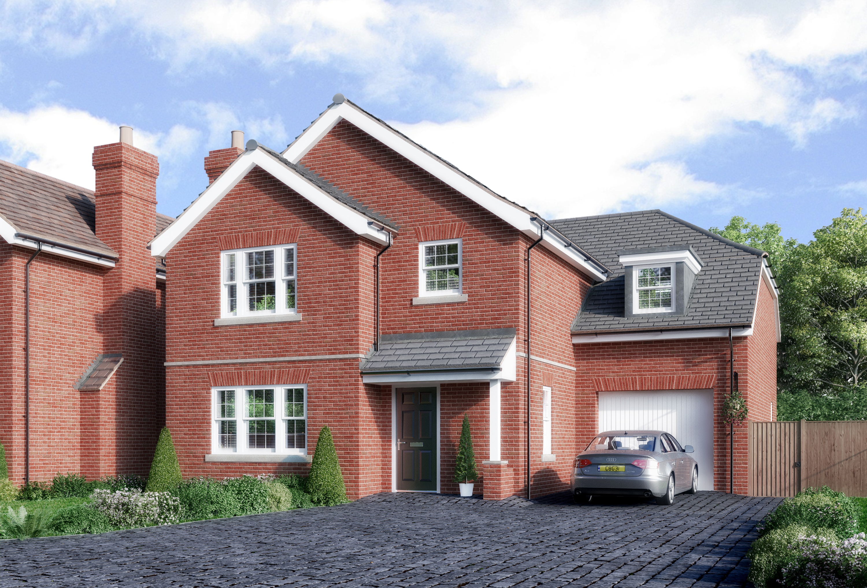 Merrilyn Close Claygate Plot 1